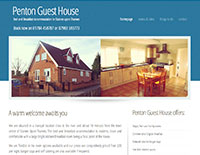Penton Guest House Website